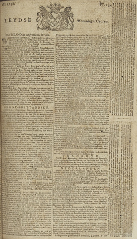 Leydse Courant 1758-11-08