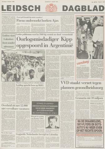 Leidsch Dagblad 1988-10-04