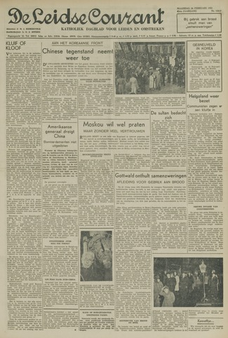 Leidse Courant 1951-02-26