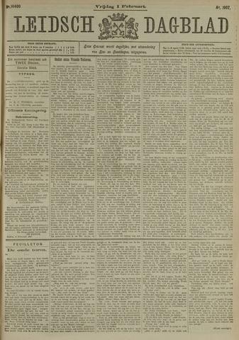 Leidsch Dagblad 1907-02-01