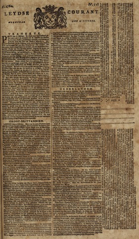 Leydse Courant 1780-10-25