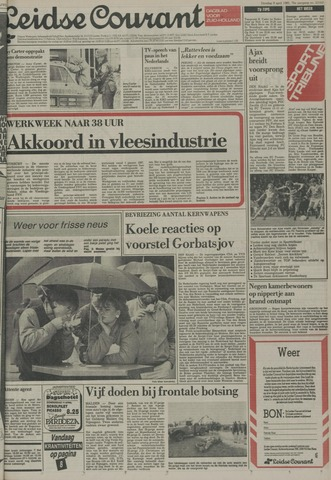 Leidse Courant 1985-04-09