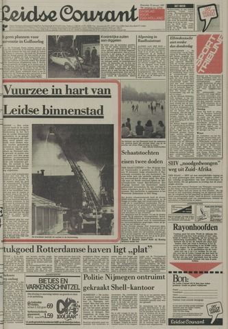 Leidse Courant 1987-01-19