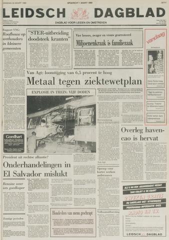 Leidsch Dagblad 1982-03-30