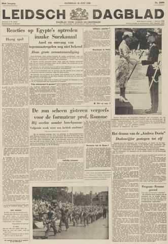 Leidsch Dagblad 1956-07-28
