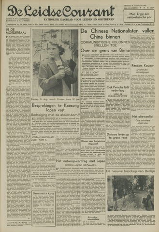 Leidse Courant 1951-08-03