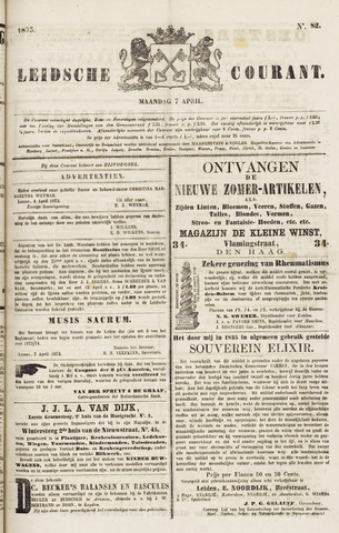 Leydse Courant 1873-04-07