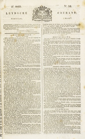 Leydse Courant 1843-03-01