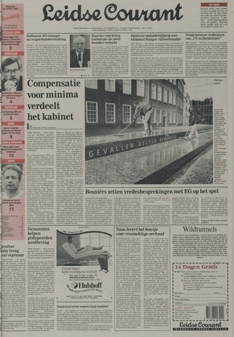 Leidse Courant 1992-04-24