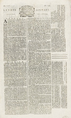 Leydse Courant 1818-10-21