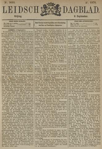 Leidsch Dagblad 1878-09-06
