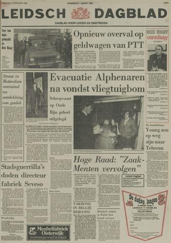 Leidsch Dagblad 1980-02-05