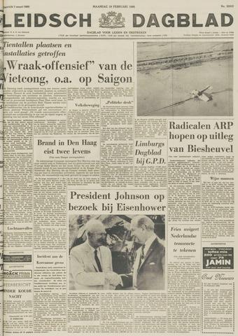 Leidsch Dagblad 1968-02-19