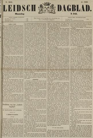 Leidsch Dagblad 1869-07-05