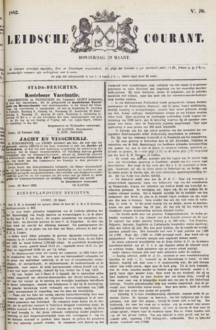 Leydse Courant 1882-03-30