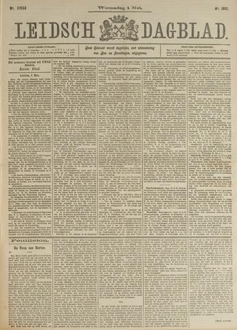 Leidsch Dagblad 1901-05-01