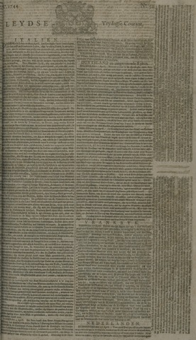 Leydse Courant 1744-04-24