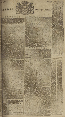 Leydse Courant 1760-11-17