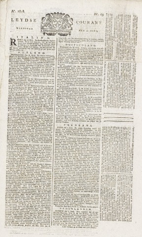 Leydse Courant 1818-06-10