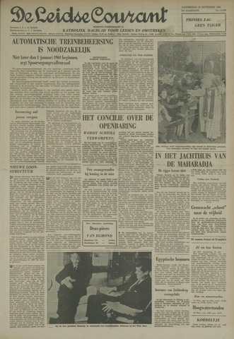 Leidse Courant 1962-11-15