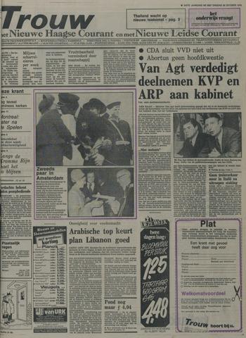 Nieuwe Leidsche Courant 1976-10-26