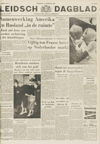 Leidsch Dagblad 1963-08-17