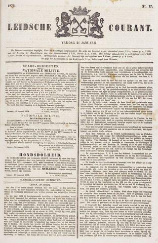 Leydse Courant 1876-01-21