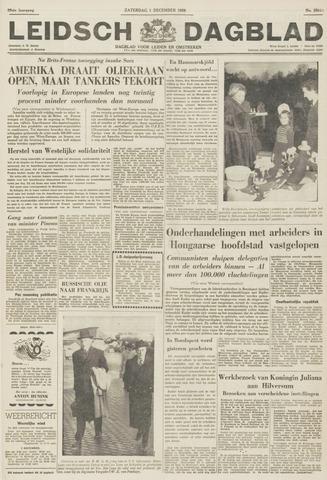 Leidsch Dagblad 1956-12-01