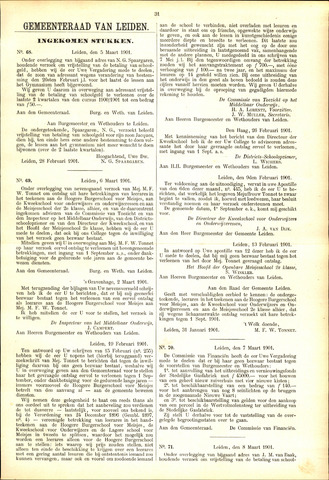 Handelingen van de Raad 1901-03-05