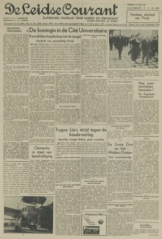 Leidse Courant 1950-05-26