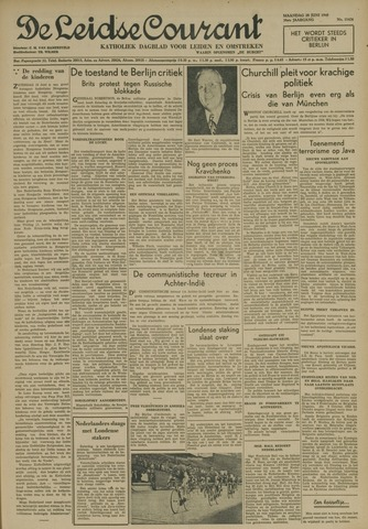 Leidse Courant 1948-06-28