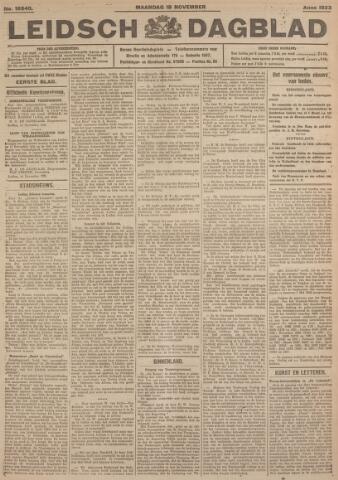 Leidsch Dagblad 1923-11-19