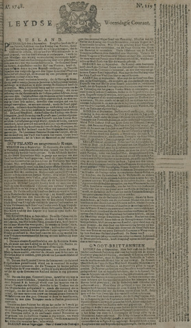 Leydse Courant 1748-10-02
