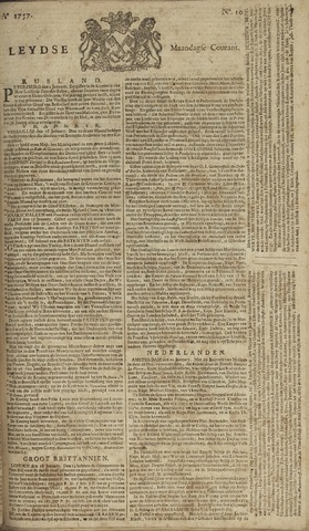 Leydse Courant 1757-01-26