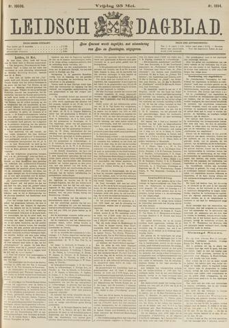 Leidsch Dagblad 1894-05-25