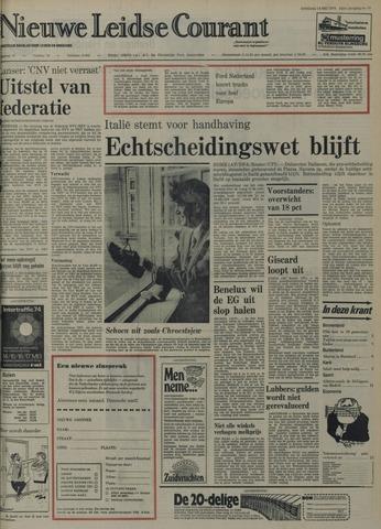 Nieuwe Leidsche Courant 1974-05-14