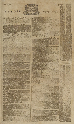 Leydse Courant 1754-04-05
