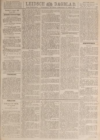 Leidsch Dagblad 1919-01-13
