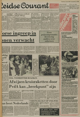 Leidse Courant 1981-03-02