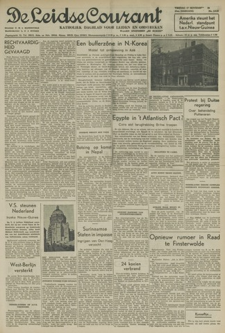 Leidse Courant 1950-11-17