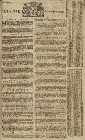 Leydse Courant 1771-10-14