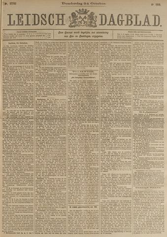 Leidsch Dagblad 1901-10-24