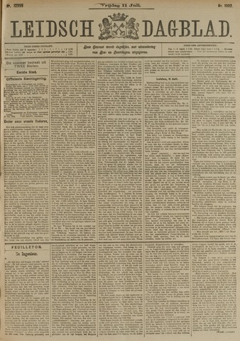 Leidsch Dagblad 1902-07-11