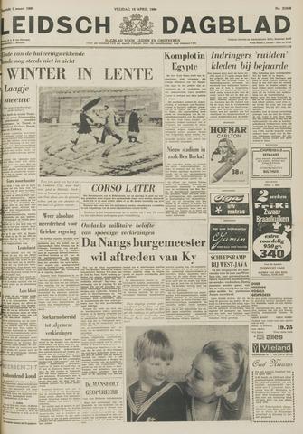 Leidsch Dagblad 1966-04-15