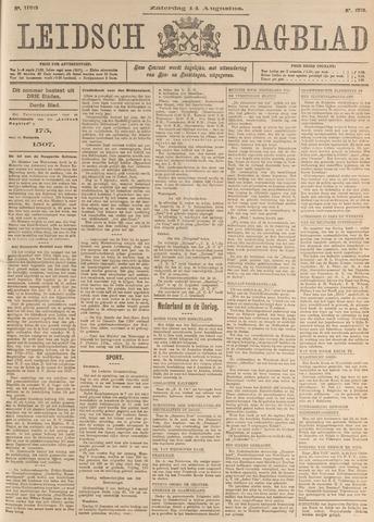 Leidsch Dagblad 1915-08-14