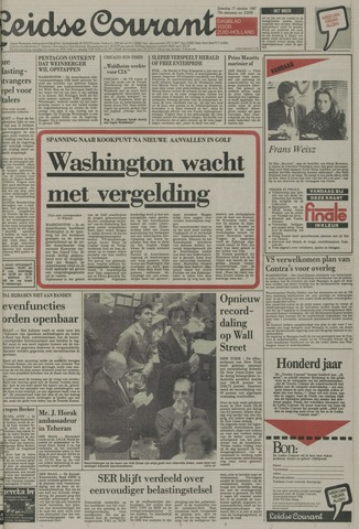 Leidse Courant 1987-10-17