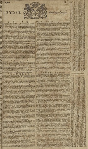 Leydse Courant 1760-03-10