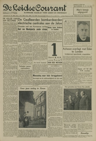 Leidse Courant 1952-06-24