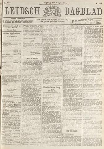 Leidsch Dagblad 1915-08-20