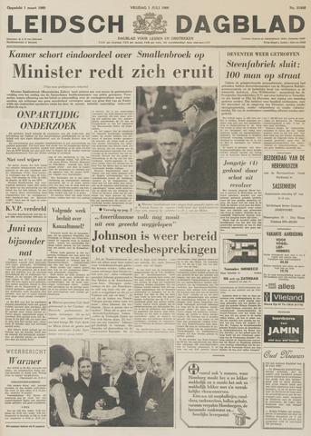 Leidsch Dagblad 1966-07-01